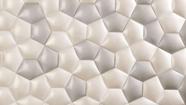 Nature-Inspired KIN Ceramic Tile