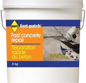Sakrete Fast Concrete Repair