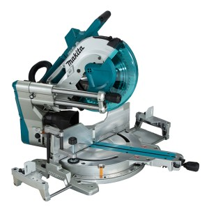 12″ Cordless Sliding Compound Mitre Saw with Brushless Motor, Laser & AWS