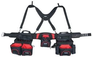 Heavy Duty Component Apron + Suspenders