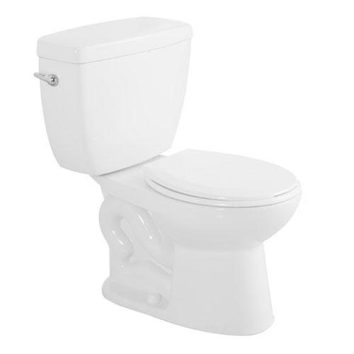 Foremost Toilets at Kelly Lake