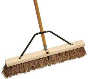 24″ Heavy Duty Push Broom