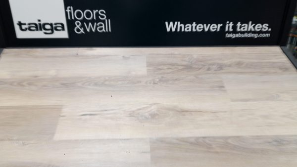 Taiga Flooring at Kelly lake