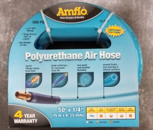 Amflo Air Hose- 1/4″ x 50′