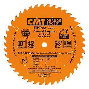 CMT – GENERAL PURPOSE CIRCULAR SAW BLADES