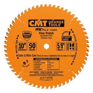 CMT – FINISH CIRCULAR SAW BLADES