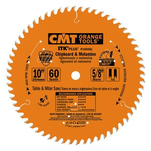 CMT – CHIPBOARD AND MELAMINE SAW BLADES