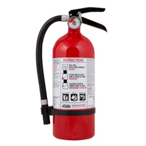 Multi-Purpose Fire Extingusher