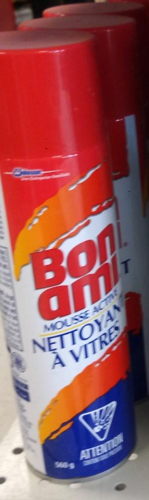 Bon Ami – Glass Cleaner
