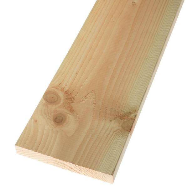 2x10 Lumber at Kelly lake