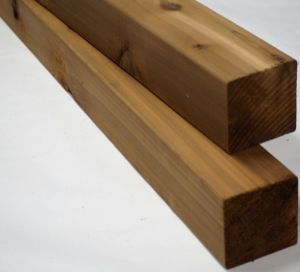 4×4 Cedar – Various Lengths