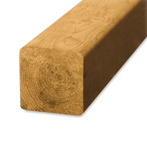 6X6 Treated Lumber Various Lengths