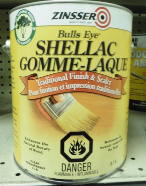 Zinsser – Bulls Eye Shellac