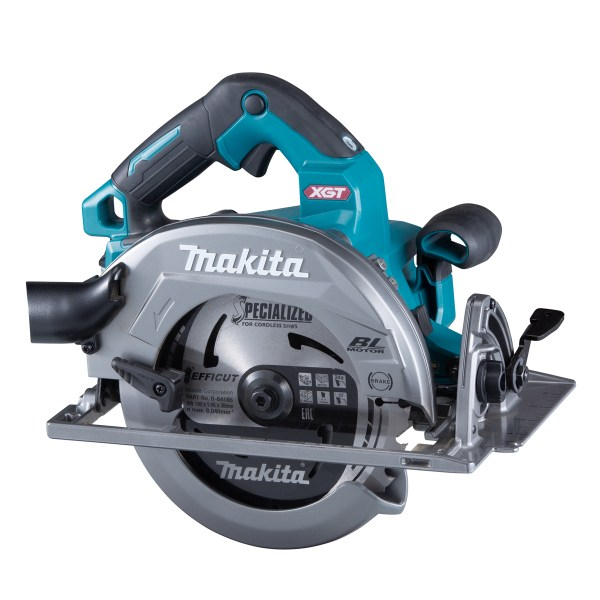 Makita XGT® 40V Max Brushless AWS 185mm Circular Saw