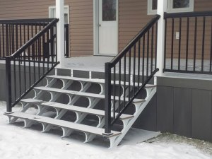 Regal Ideas – Quick Step complete stair system