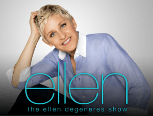 My experience at the Ellen Show