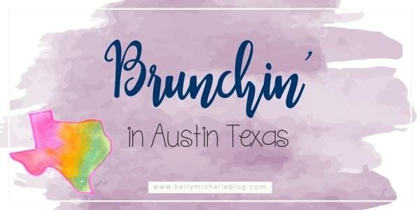 A great spot for weekend brunch in Austin Texas