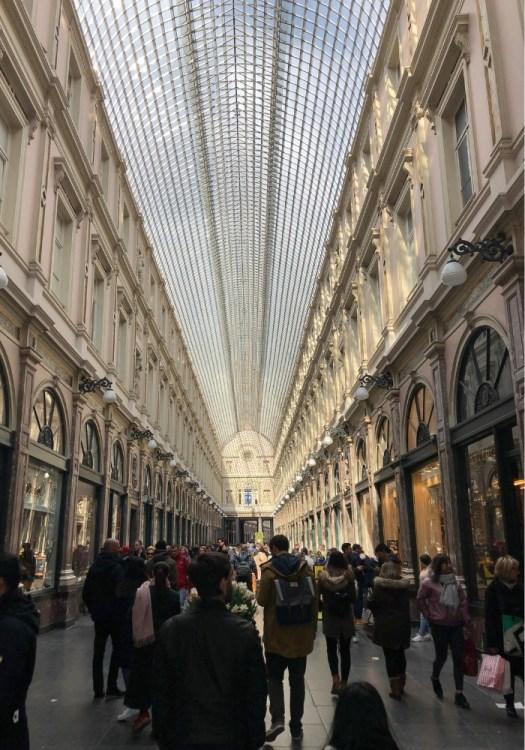 Walking tour Brussels