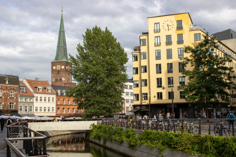 Our trip to Aarhus, Denmark.