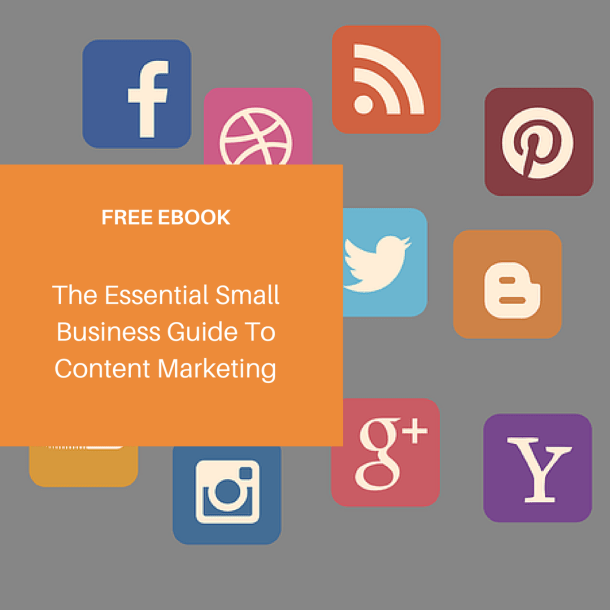 Small Business Content Marketing ebook
