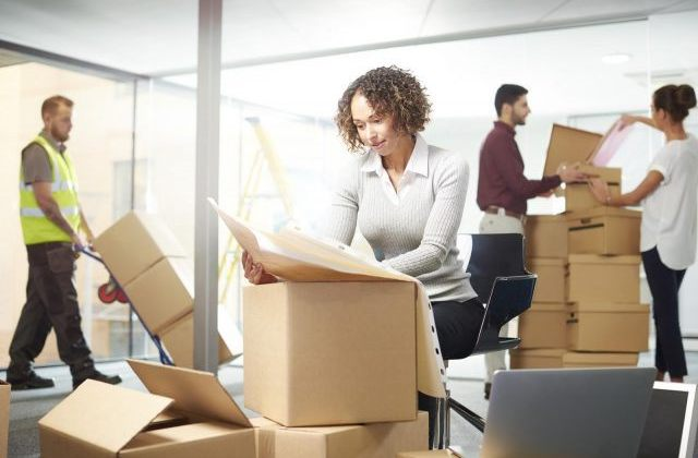 5 Tips For A Stress-Free Office Move