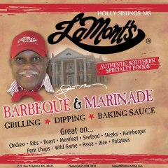 Lamont's Authentic Southern Food Products