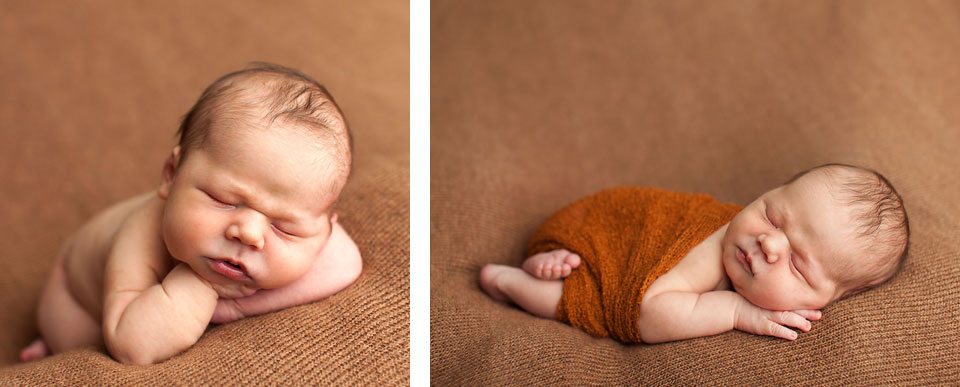 organic newborn, natural style