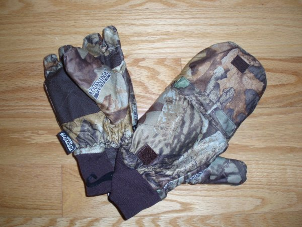 Hot Shot Fingerless Glove with Pop-Top