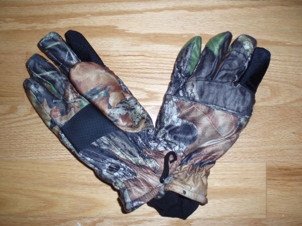 Men's Hot Shot Lightweight Hunting Gloves