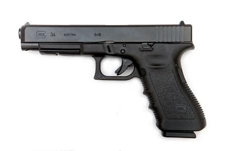 Glock 34 - 9mm - Gen 3