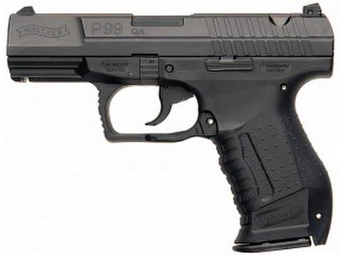 Walther P99 QA - 9mm