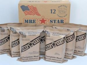 MRE Star - Meals Ready to Eat