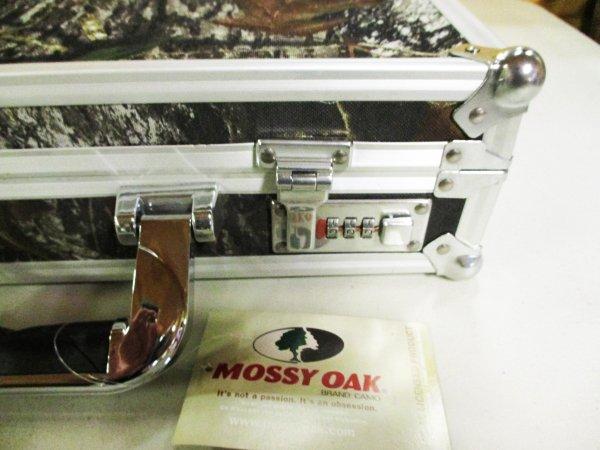 Double Aluminum Pistol Case
