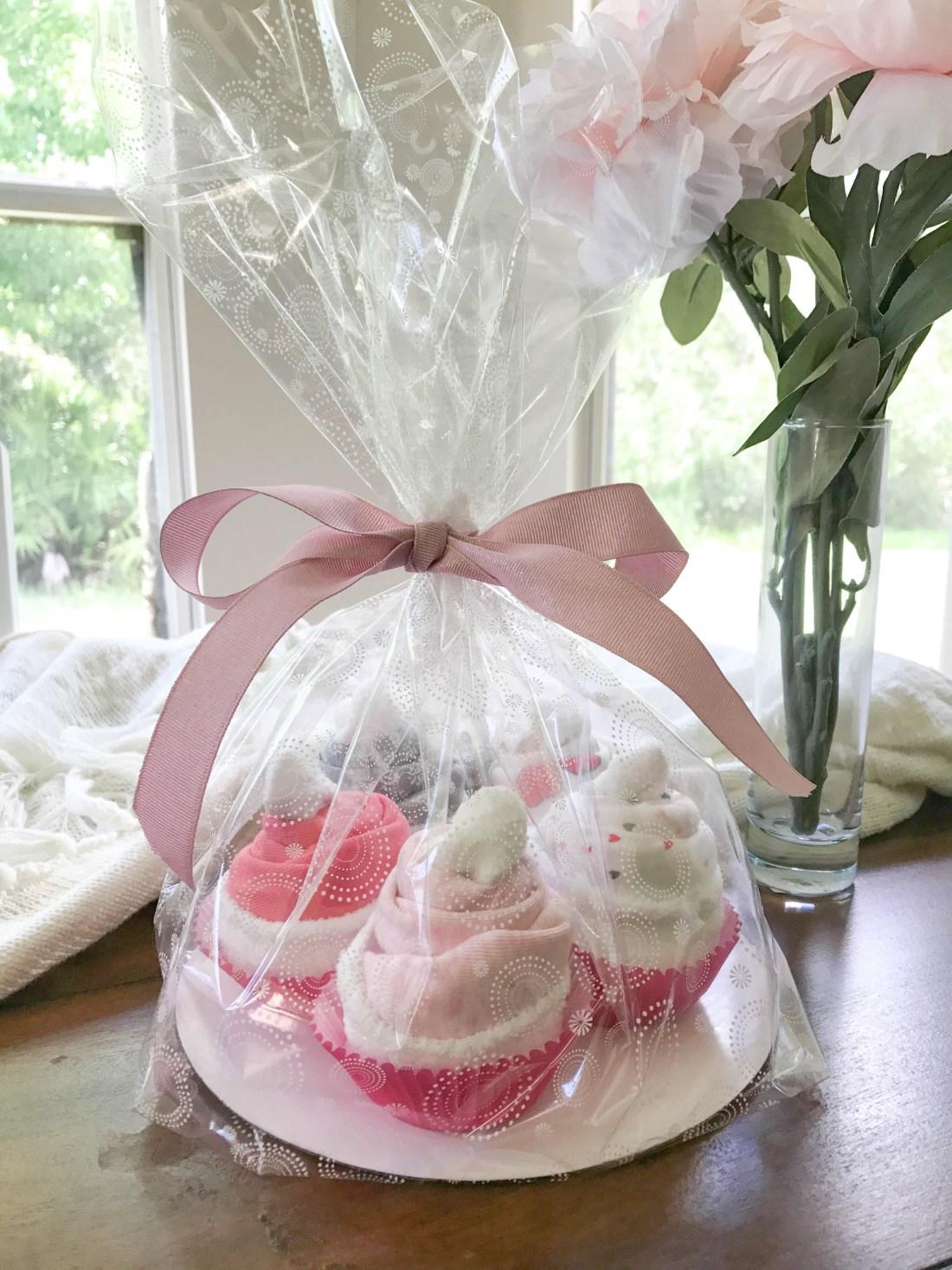 DIY baby shower gift idea