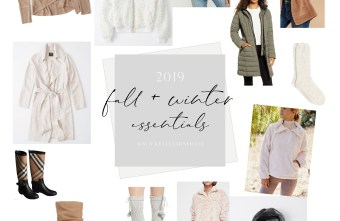 fall winter wardrobe clothes inspiration shop