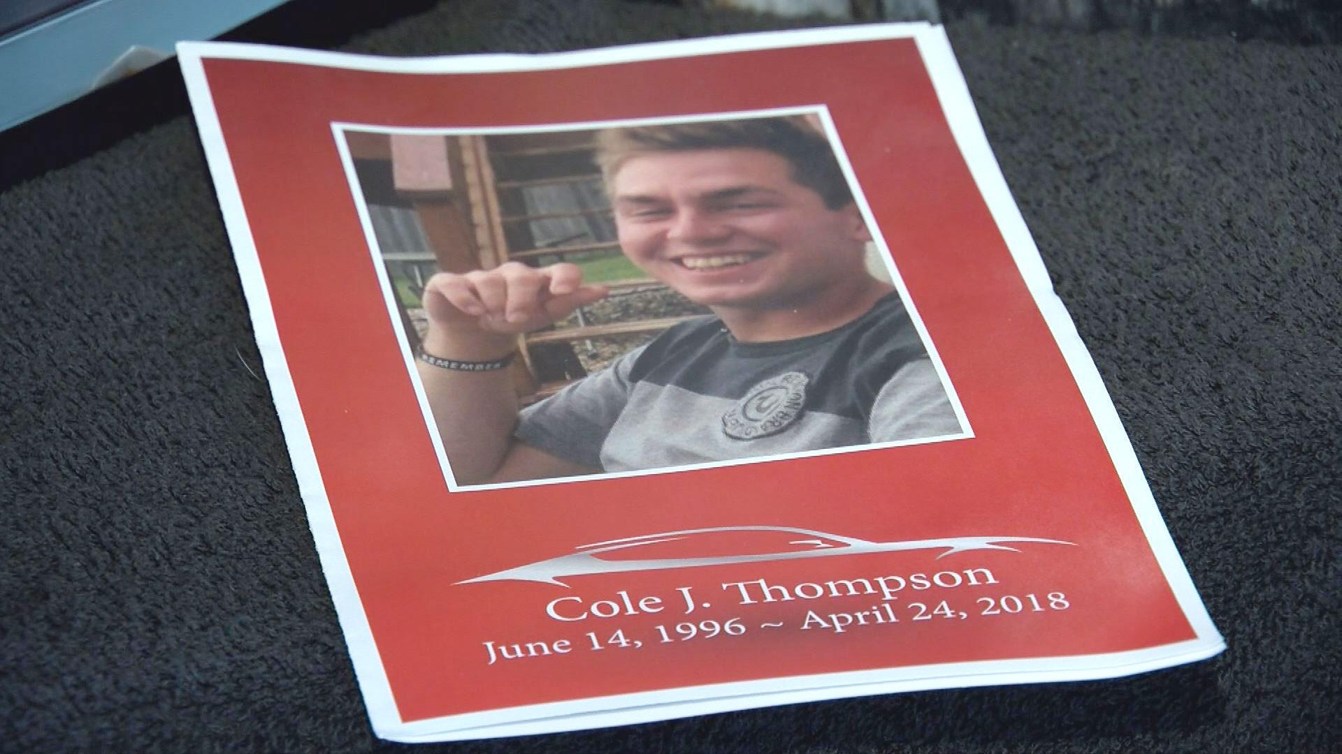 KELO Cole Thompson