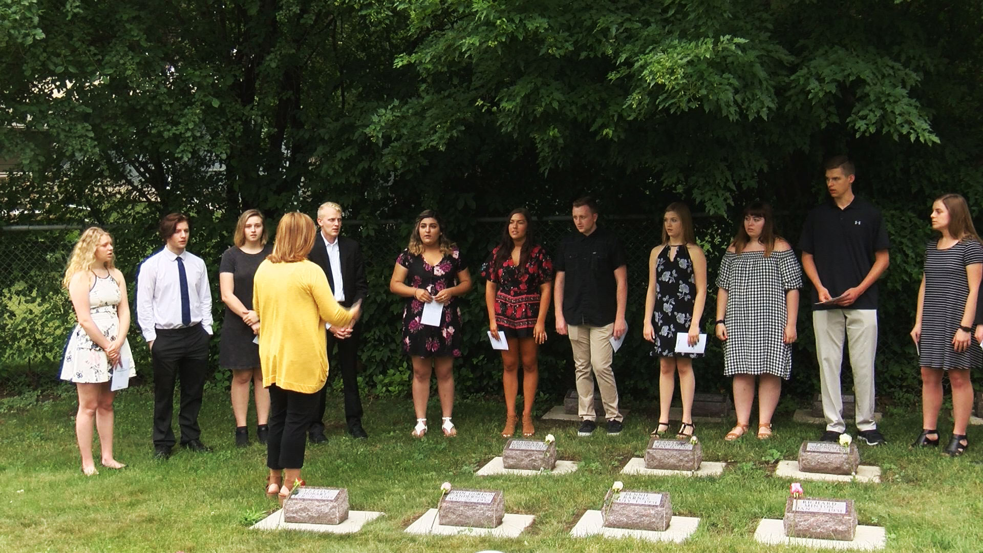 Woodlawn Cemetery Mystery Children Burial