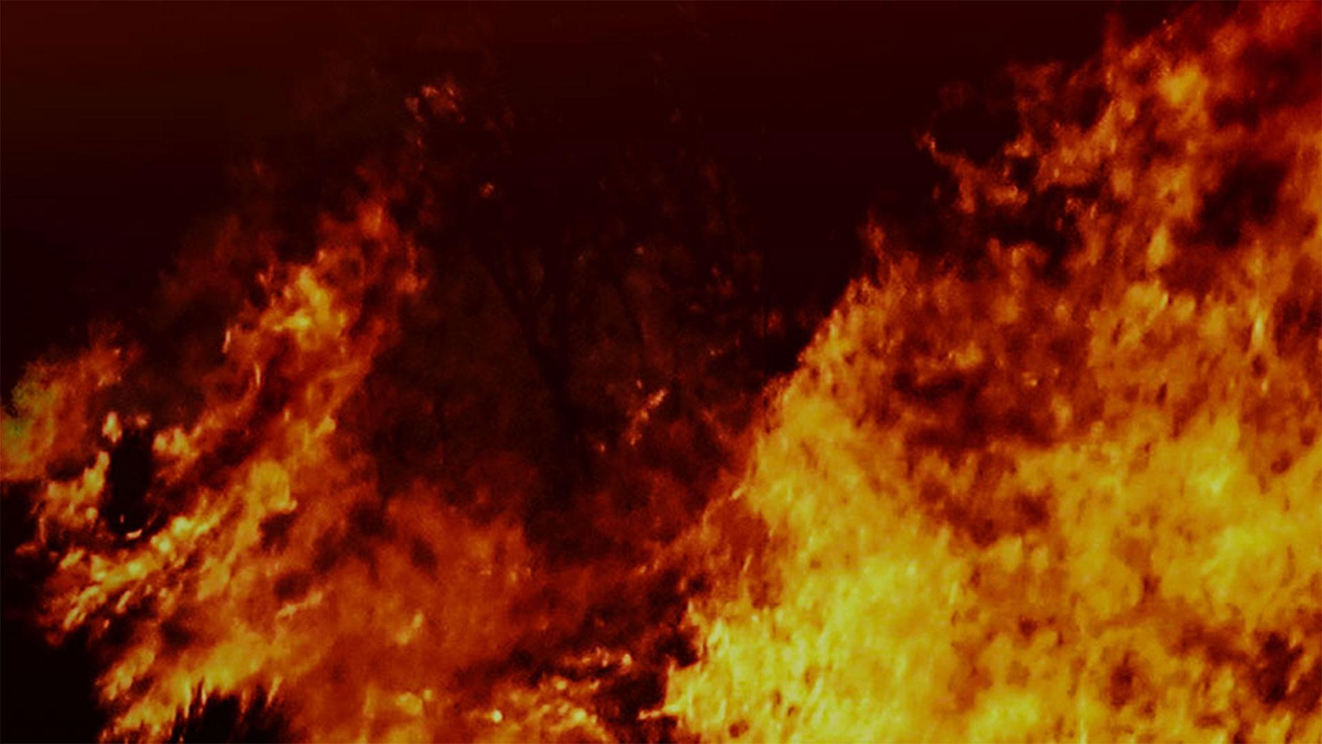 KELO fire flames generic