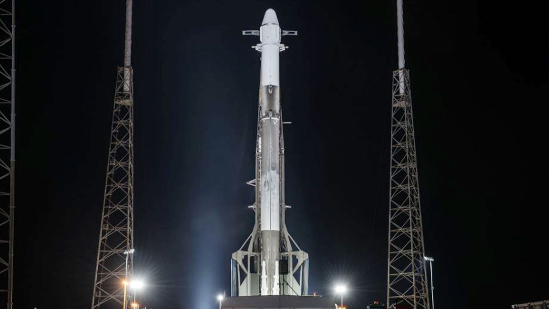 KELO SpaceX Dragon