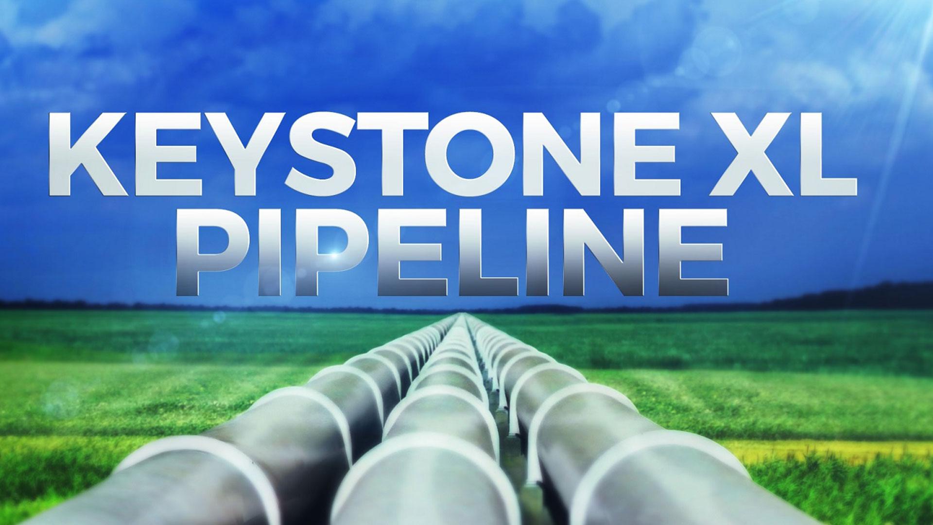 KELO Keystone Pipeline General