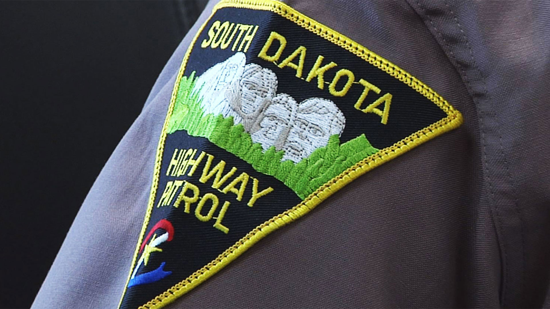 KELO South Dakota Highway Patrol trooper