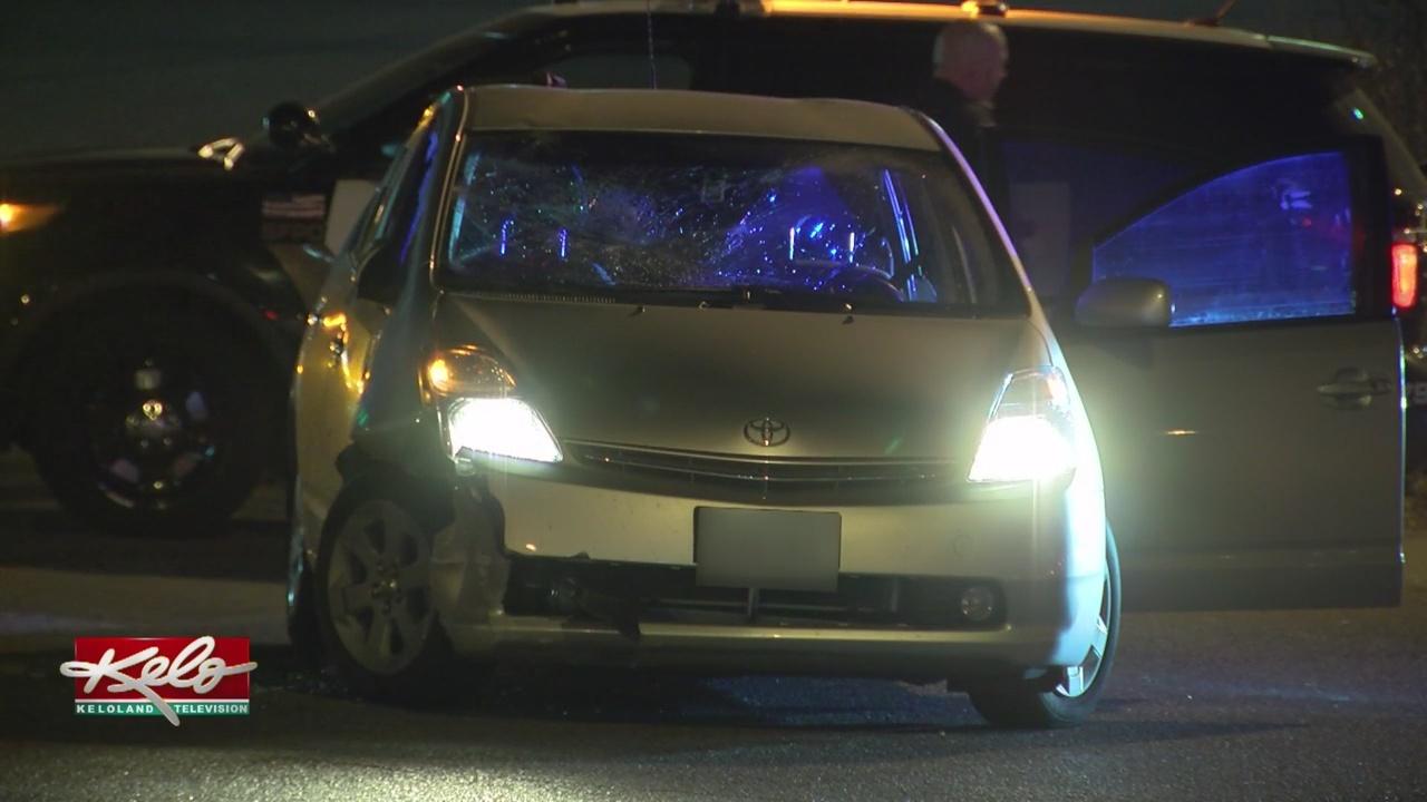 15-Year Old Girl Injured In Crash