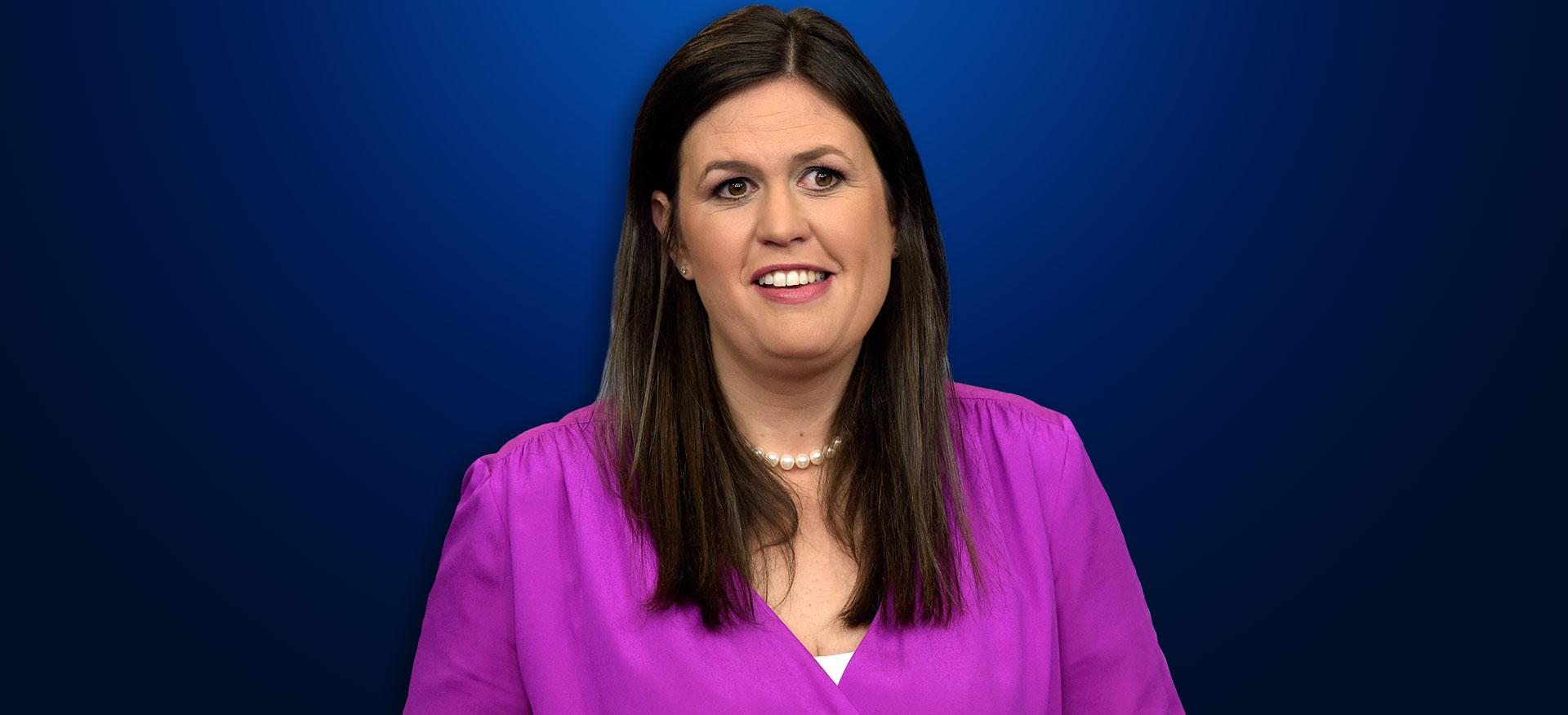 KELO Sarah Huckabee-Sanders