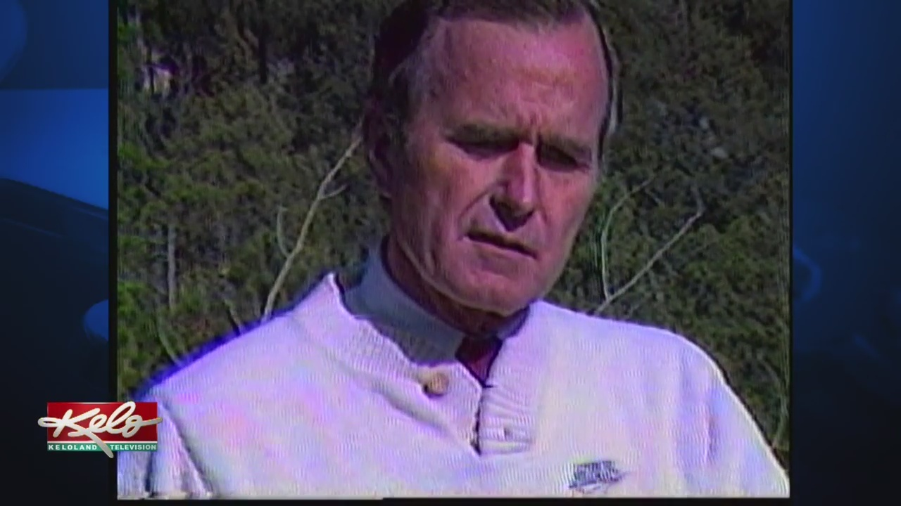 Flashback Friday: George H.W. Bush's Campaign Stop In 1980