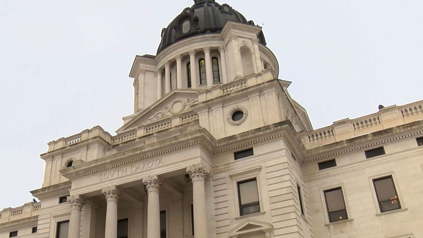 KELO Gear Up Pierre Capitol Building