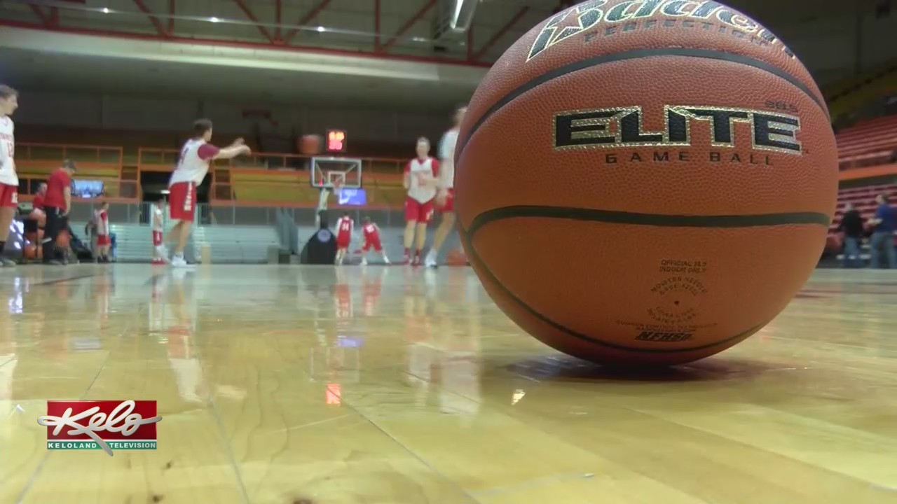 Mother Nature Not Stopping High School State Basketball Tournament