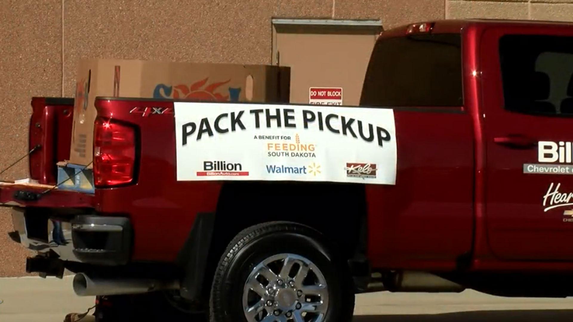 KELO Pack the Pickup
