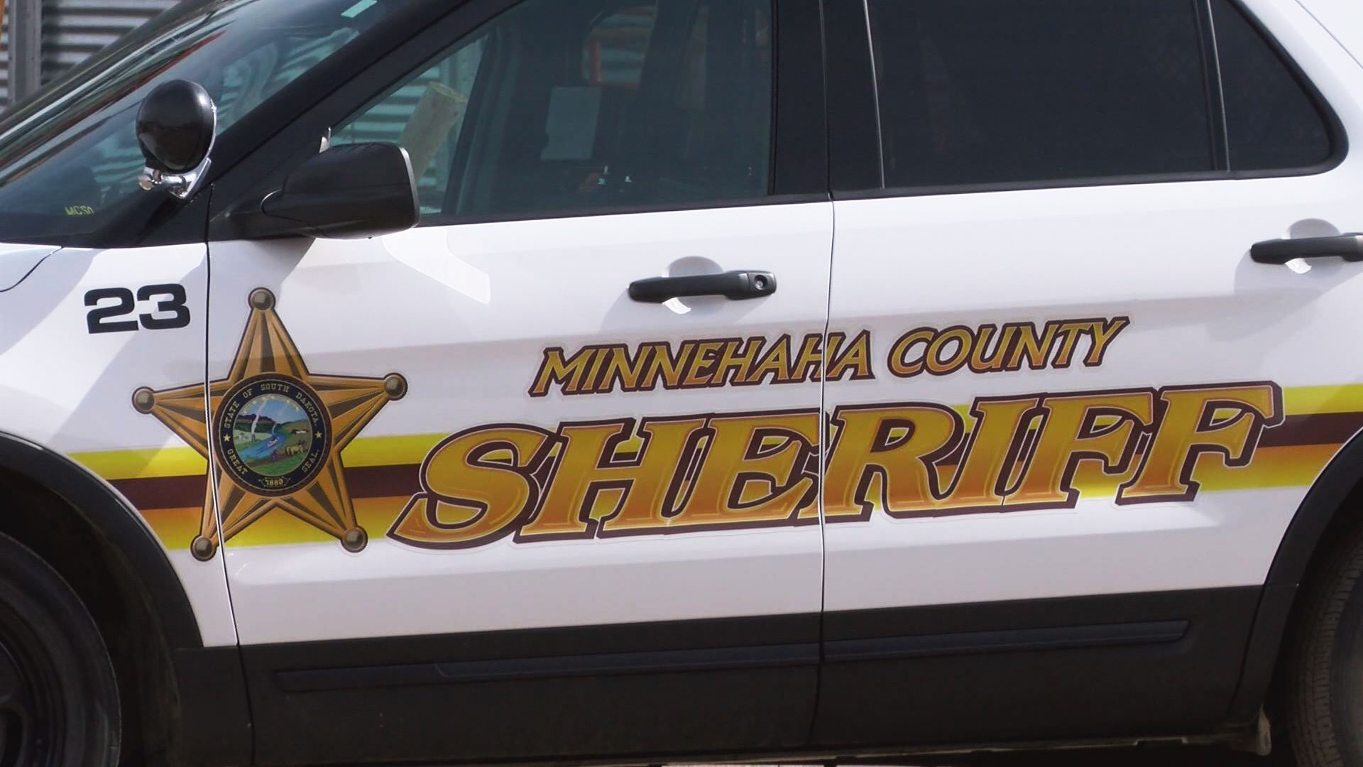 KELO Minnehaha County Sheriff