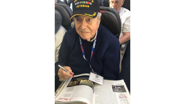 Honor Flight AP Story