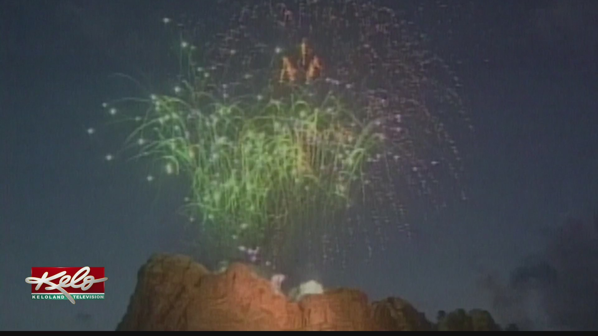 Fireworks at Mt. Rushmore contaminated water supply